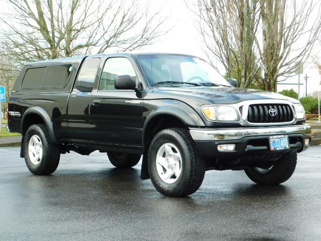 2004 Toyota Tacoma SR5 V6 RR Diff. LOCK PreRunner / TIMING BELT DONE - Photo 2 - Portland, OR 97217