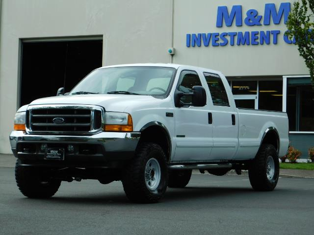 2001 Ford F-350 Super Duty XLT / 4X4 / 7.3L DIESEL / Excel Cond - Photo 44 - Portland, OR 97217