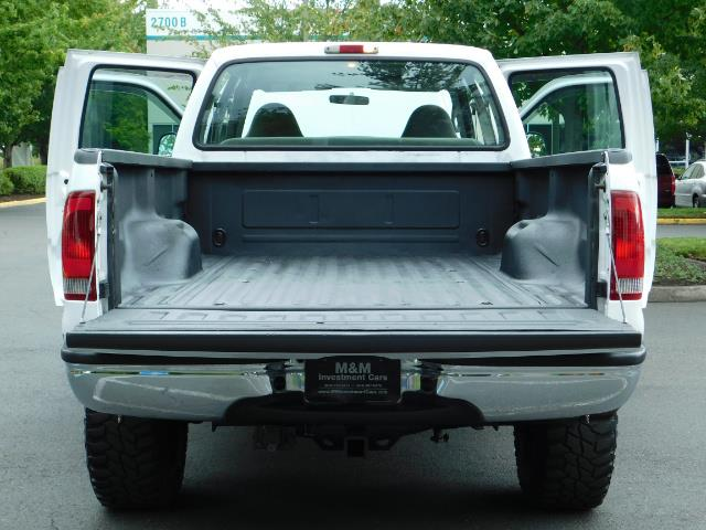 2001 Ford F-350 Super Duty XLT / 4X4 / 7.3L DIESEL / Excel Cond - Photo 21 - Portland, OR 97217