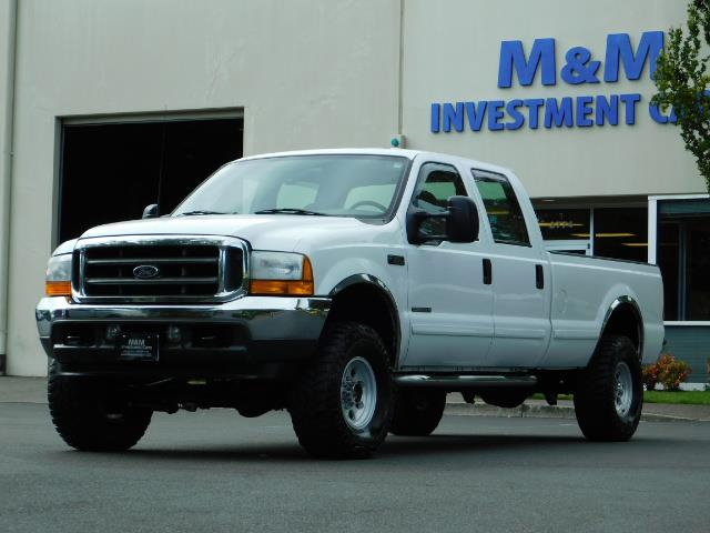 2001 Ford F-350 Super Duty XLT / 4X4 / 7.3L DIESEL / Excel Cond - Photo 1 - Portland, OR 97217