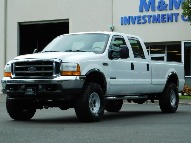 2001 Ford F-350 Super Duty XLT / 4X4 / 7.3L DIESEL / Excel Cond - Photo 48 - Portland, OR 97217