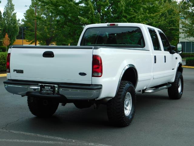 2001 Ford F-350 Super Duty XLT / 4X4 / 7.3L DIESEL / Excel Cond - Photo 8 - Portland, OR 97217
