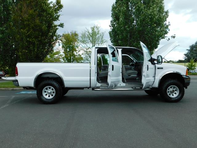 2001 Ford F-350 Super Duty XLT / 4X4 / 7.3L DIESEL / Excel Cond - Photo 24 - Portland, OR 97217