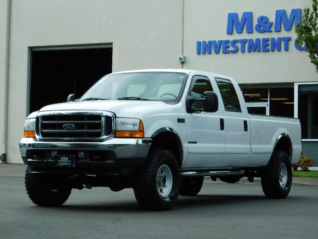 2001 Ford F-350 Super Duty XLT / 4X4 / 7.3L DIESEL / Excel Cond - Photo 42 - Portland, OR 97217