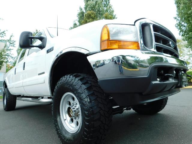2001 Ford F-350 Super Duty XLT / 4X4 / 7.3L DIESEL / Excel Cond - Photo 10 - Portland, OR 97217