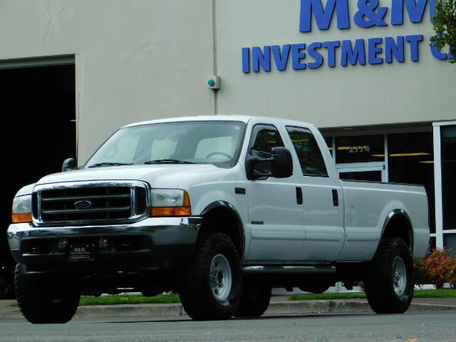 2001 Ford F-350 Super Duty XLT / 4X4 / 7.3L DIESEL / Excel Cond - Photo 45 - Portland, OR 97217