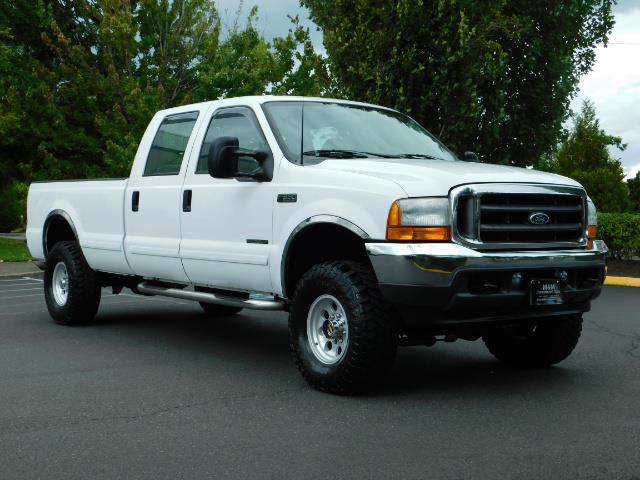 2001 Ford F-350 Super Duty XLT / 4X4 / 7.3L DIESEL / Excel Cond - Photo 2 - Portland, OR 97217
