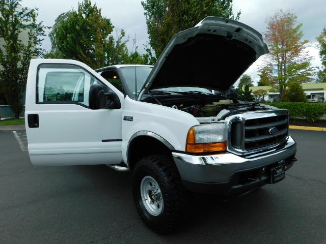 2001 Ford F-350 Super Duty XLT / 4X4 / 7.3L DIESEL / Excel Cond - Photo 30 - Portland, OR 97217
