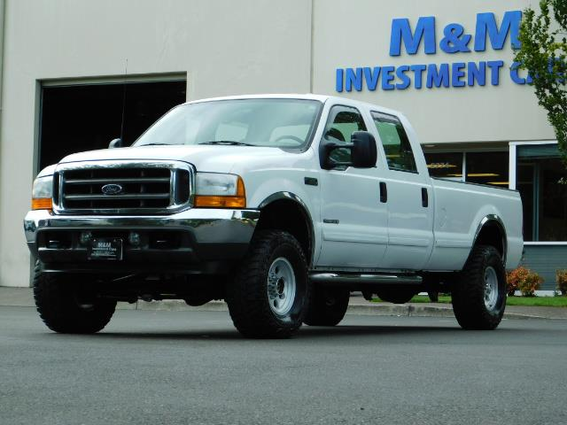 2001 Ford F-350 Super Duty XLT / 4X4 / 7.3L DIESEL / Excel Cond - Photo 47 - Portland, OR 97217