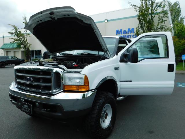 2001 Ford F-350 Super Duty XLT / 4X4 / 7.3L DIESEL / Excel Cond - Photo 25 - Portland, OR 97217