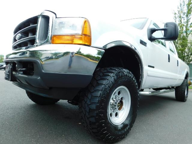 2001 Ford F-350 Super Duty XLT / 4X4 / 7.3L DIESEL / Excel Cond - Photo 9 - Portland, OR 97217