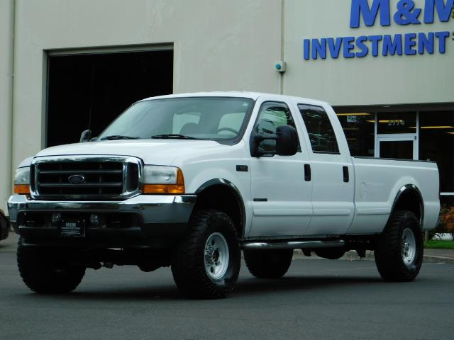 2001 Ford F-350 Super Duty XLT / 4X4 / 7.3L DIESEL / Excel Cond - Photo 49 - Portland, OR 97217