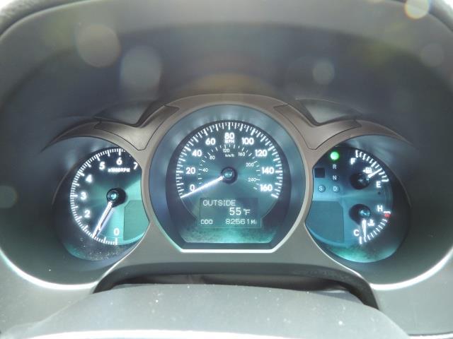 2007 Lexus GS 350 / Luxury Sport Sedan / Navigation / Back Up Ca - Photo 40 - Portland, OR 97217