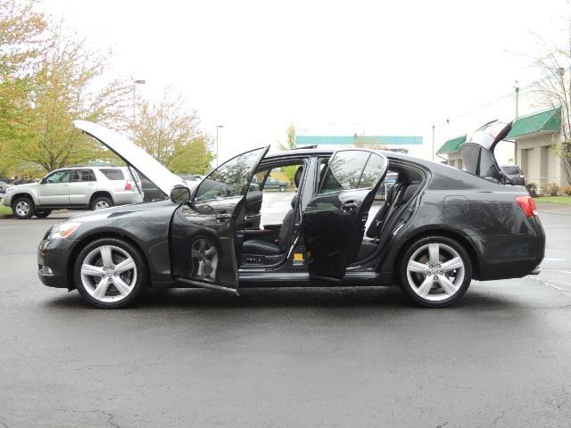 2007 Lexus GS 350 / Luxury Sport Sedan / Navigation / Back Up Ca - Photo 26 - Portland, OR 97217