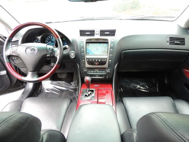2007 Lexus GS 350 / Luxury Sport Sedan / Navigation / Back Up Ca - Photo 17 - Portland, OR 97217