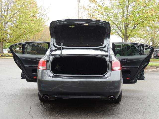 2007 Lexus GS 350 / Luxury Sport Sedan / Navigation / Back Up Ca - Photo 28 - Portland, OR 97217