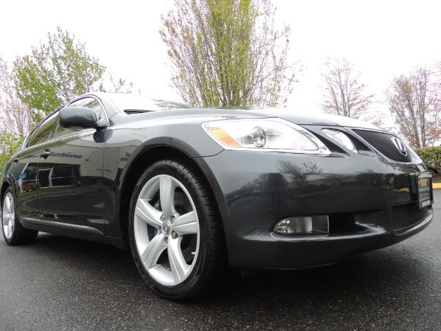 2007 Lexus GS 350 / Luxury Sport Sedan / Navigation / Back Up Ca - Photo 10 - Portland, OR 97217