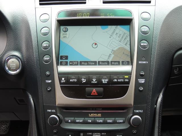 2007 Lexus GS 350 / Luxury Sport Sedan / Navigation / Back Up Ca - Photo 18 - Portland, OR 97217