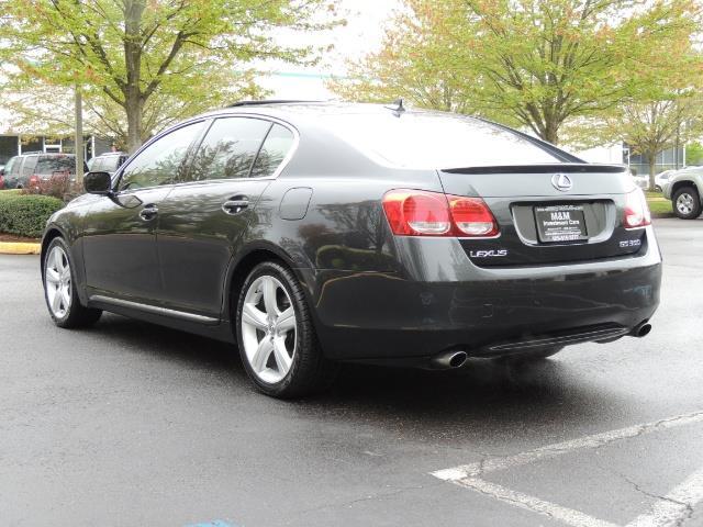 2007 Lexus GS 350 / Luxury Sport Sedan / Navigation / Back Up Ca - Photo 7 - Portland, OR 97217