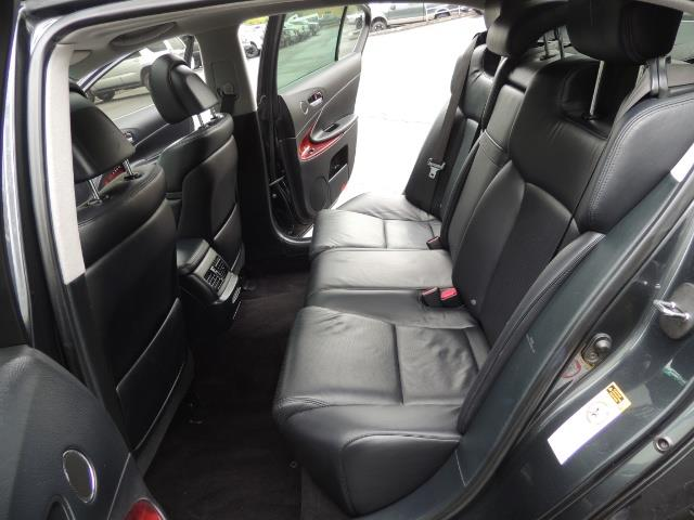 2007 Lexus GS 350 / Luxury Sport Sedan / Navigation / Back Up Ca - Photo 14 - Portland, OR 97217