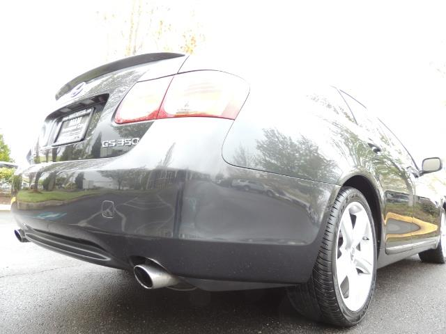 2007 Lexus GS 350 / Luxury Sport Sedan / Navigation / Back Up Ca - Photo 47 - Portland, OR 97217