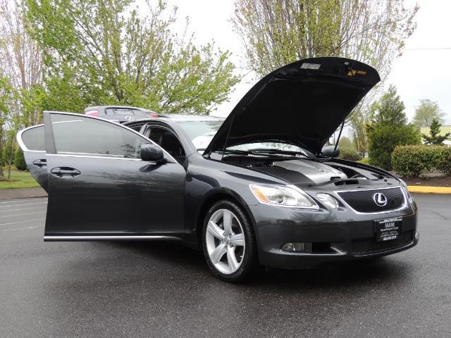 2007 Lexus GS 350 / Luxury Sport Sedan / Navigation / Back Up Ca - Photo 31 - Portland, OR 97217