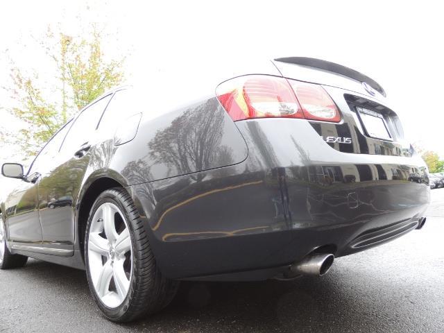 2007 Lexus GS 350 / Luxury Sport Sedan / Navigation / Back Up Ca - Photo 46 - Portland, OR 97217