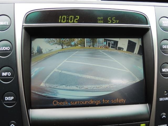 2007 Lexus GS 350 / Luxury Sport Sedan / Navigation / Back Up Ca - Photo 19 - Portland, OR 97217