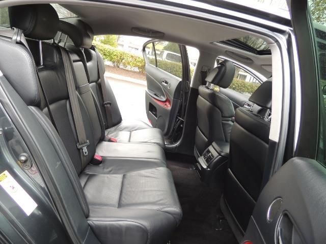 2007 Lexus GS 350 / Luxury Sport Sedan / Navigation / Back Up Ca - Photo 15 - Portland, OR 97217