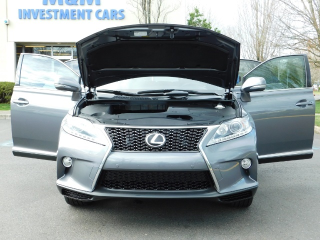 2013 Lexus RX 350 F SPORT / AWD / FULLY LOADED / 1-OWNER - Photo 28 - Portland, OR 97217