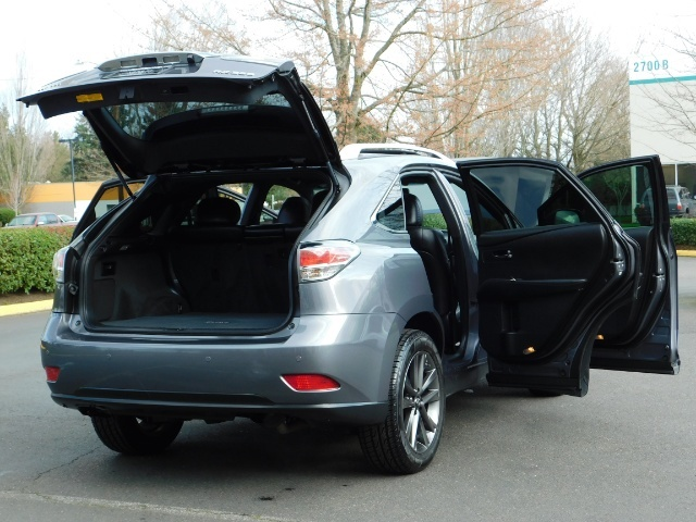 2013 Lexus RX 350 F SPORT / AWD / FULLY LOADED / 1-OWNER - Photo 26 - Portland, OR 97217