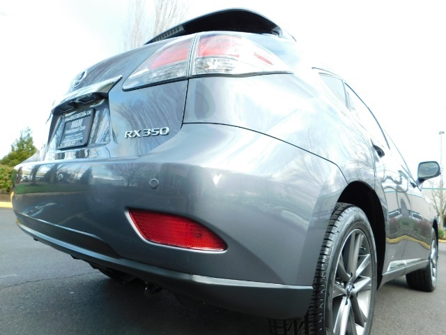 2013 Lexus RX 350 F SPORT / AWD / FULLY LOADED / 1-OWNER - Photo 7 - Portland, OR 97217
