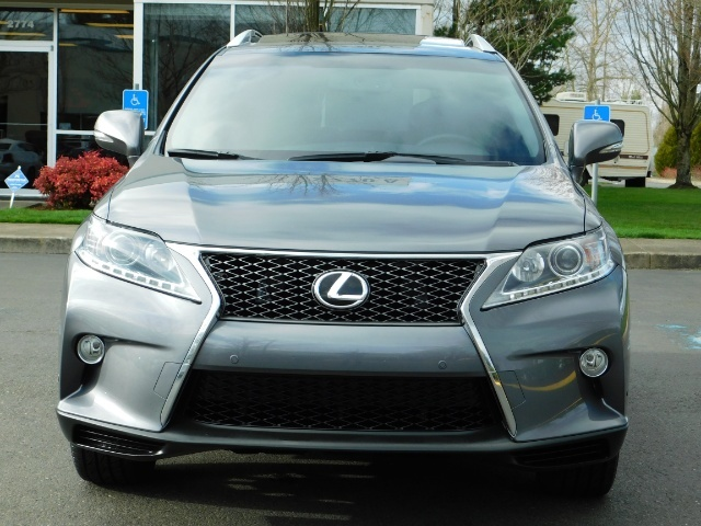 2013 Lexus RX 350 F SPORT / AWD / FULLY LOADED / 1-OWNER - Photo 5 - Portland, OR 97217