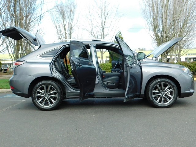 2013 Lexus RX 350 F SPORT / AWD / FULLY LOADED / 1-OWNER - Photo 20 - Portland, OR 97217