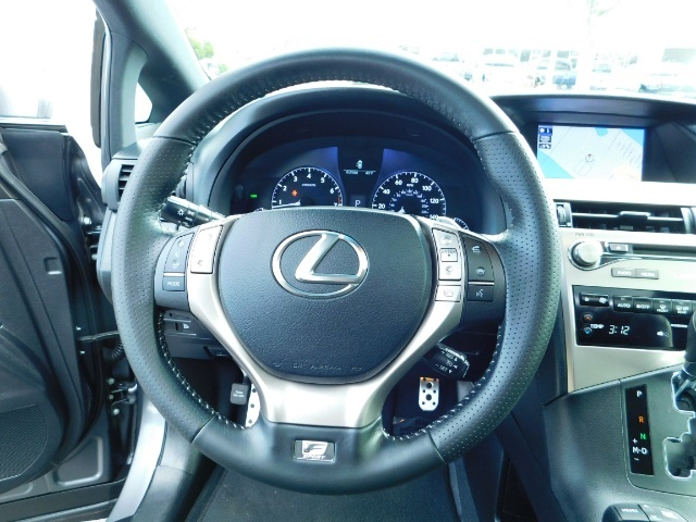 2013 Lexus RX 350 F SPORT / AWD / FULLY LOADED / 1-OWNER - Photo 34 - Portland, OR 97217