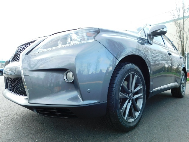 2013 Lexus RX 350 F SPORT / AWD / FULLY LOADED / 1-OWNER - Photo 6 - Portland, OR 97217