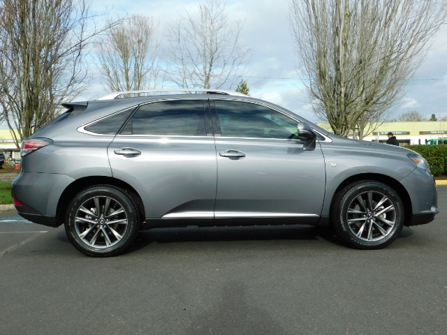2013 Lexus RX 350 F SPORT / AWD / FULLY LOADED / 1-OWNER - Photo 4 - Portland, OR 97217