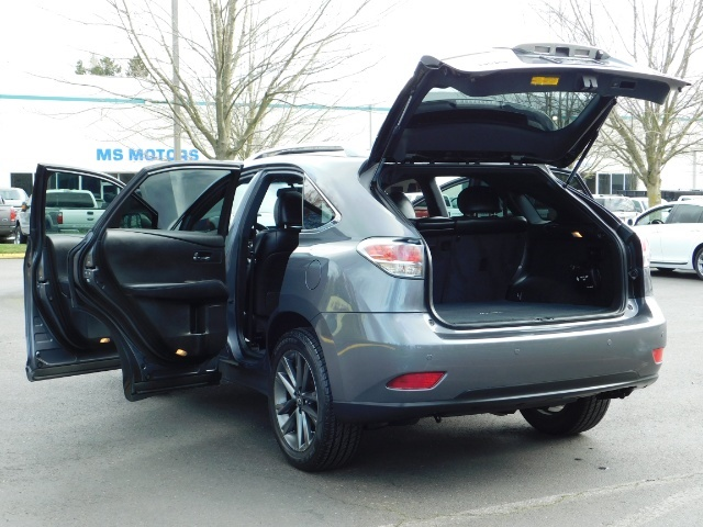 2013 Lexus RX 350 F SPORT / AWD / FULLY LOADED / 1-OWNER - Photo 23 - Portland, OR 97217