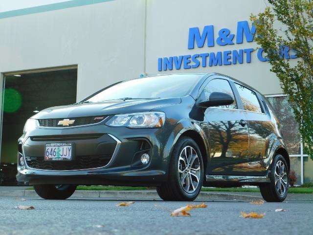 2017 Chevrolet Sonic LT Hatchback RS Pkg / BackUp CAM / FULL  WARRANTY - Photo 40 - Portland, OR 97217