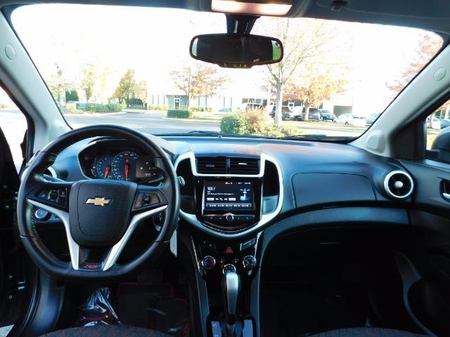 2017 Chevrolet Sonic LT Hatchback RS Pkg / BackUp CAM / FULL  WARRANTY - Photo 19 - Portland, OR 97217