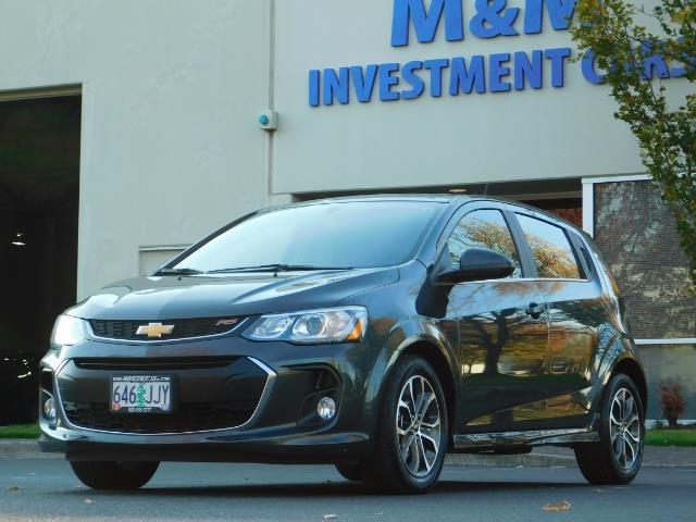 2017 Chevrolet Sonic LT Hatchback RS Pkg / BackUp CAM / FULL  WARRANTY - Photo 1 - Portland, OR 97217