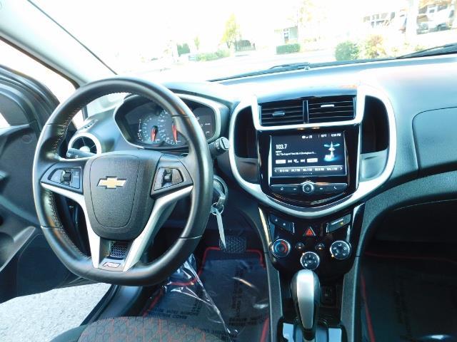 2017 Chevrolet Sonic LT Hatchback RS Pkg / BackUp CAM / FULL  WARRANTY - Photo 35 - Portland, OR 97217