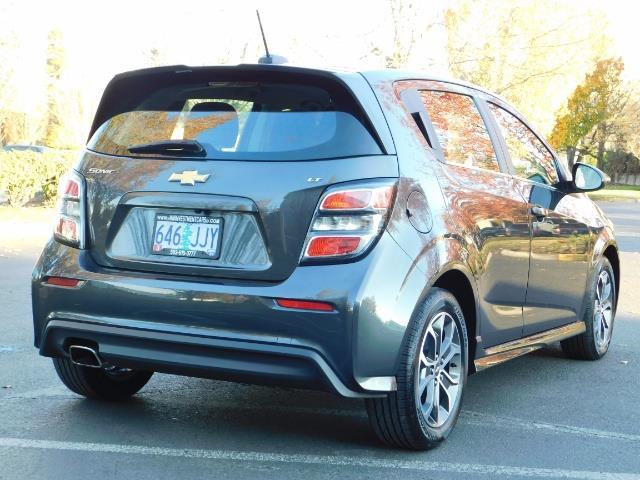 2017 Chevrolet Sonic LT Hatchback RS Pkg / BackUp CAM / FULL  WARRANTY - Photo 8 - Portland, OR 97217