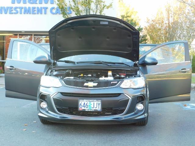 2017 Chevrolet Sonic LT Hatchback RS Pkg / BackUp CAM / FULL  WARRANTY - Photo 29 - Portland, OR 97217