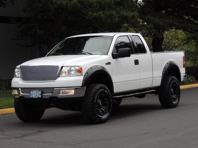 2004 Ford F150 Lariat >> 2004 Ford F 150 Lariat Xtra Cab 4x4 Leather Lifted Lifted