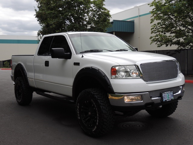 2004 Ford F150 5 4 Engine For Sale >> 2004 Ford F-150 Lariat/ Xtra Cab/ 4X4/ Leather/LIFTED LIFTED