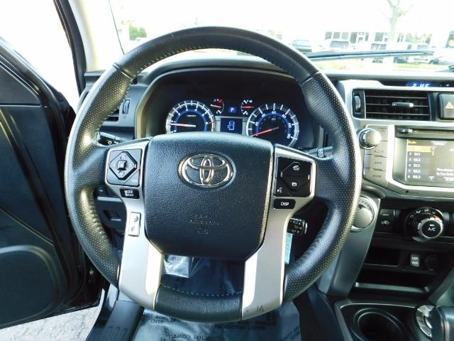 2016 Toyota 4Runner 4WD / V6 / 3RD SEAT / FACTORY WARRANTY / LIFTED !! - Photo 40 - Portland, OR 97217