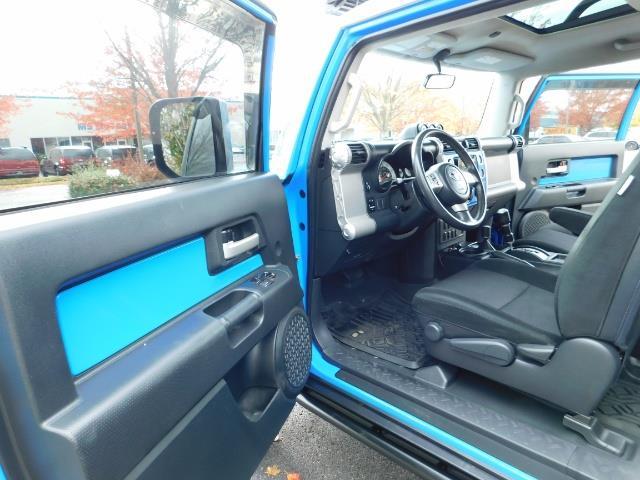 2007 Toyota FJ Cruiser 4WD V6 4.0L / DIFF LOCK / MOON ROOF / LIFTED !! - Photo 32 - Portland, OR 97217