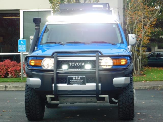 2007 Toyota FJ Cruiser 4WD V6 4.0L / DIFF LOCK / MOON ROOF / LIFTED !! - Photo 6 - Portland, OR 97217