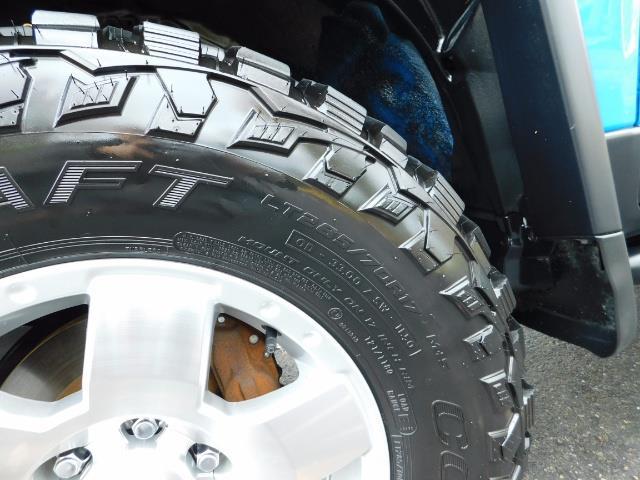 2007 Toyota FJ Cruiser 4WD V6 4.0L / DIFF LOCK / MOON ROOF / LIFTED !! - Photo 43 - Portland, OR 97217